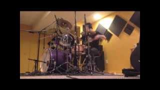 Drumming for Mixed Martial Arts 2 ( Drum Tracking) Brendan Healy