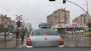 Gaziantep 2018 Sürücü kursu - Direksiyon sınav 1