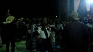 Baile De Las Guarecitas En El 3dia De Toros En Huecorio Michoacan 2009 Parte 1