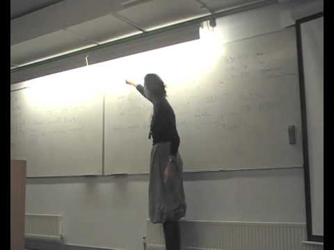 """Mai Gehrke: """"Relational semantics in the not-necessarily-distributive setting"""""""