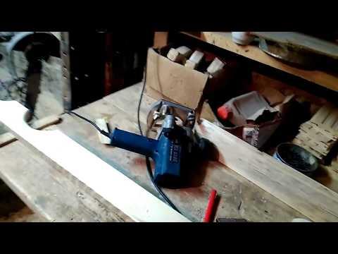 Как сделать деревянную ручку для двери?  / Ручки для двери из липы / Мастер Дачи