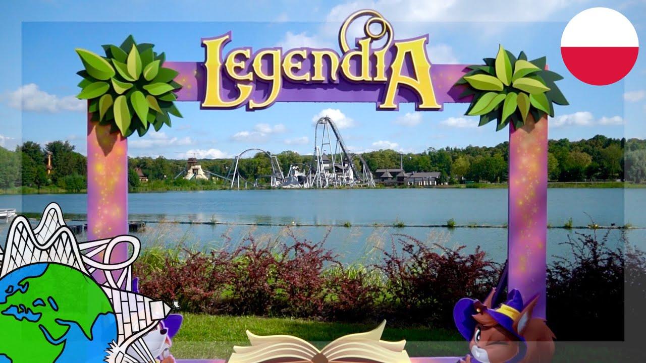 Legendia | Lech Coaster und andere verrückte Attraktionen