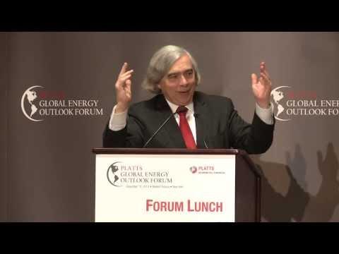 Platts Global Energy Outlook Forum - US Energy Secretary Moniz - Keynote Address