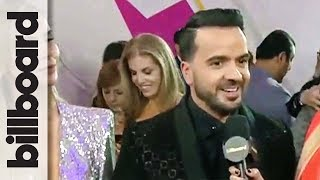 Luis Fonsi: Working With Sebastián Yatra & Being a Coach On 'La Voz' | Billboard Latin Music Awards
