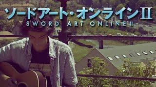 Innocence - Sword Art Online II OP ( Solo Fingerstyle Guitar Cover by Albert Gyorfi )