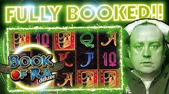 BOOK OF RA DELUXE - SLOTS BIG WIN - 5 BOOKS !!!