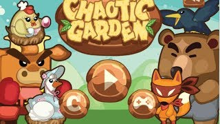 Chaotic Garden Full Gameplay Walkthrough