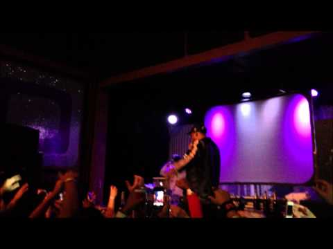 "RZA ""Booby Trap"" at BeautyBallroom 10/15/12 pt1"