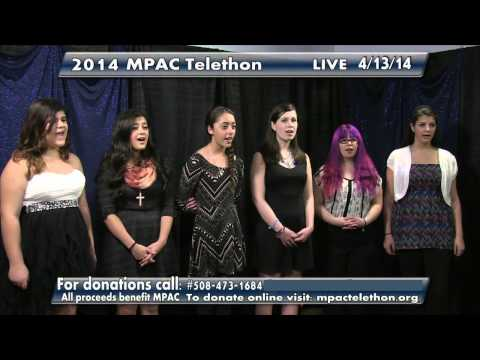 Milford Performing Art Center's 2014 Live Telethon