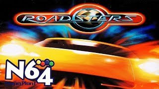Roadsters - Nintendo 64 Review - Ultra HDMI - HD