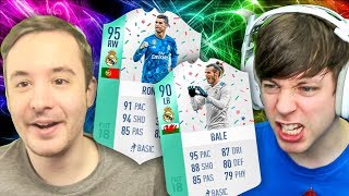 FUT BIRTHDAY RONALDO IS OFFICIALLY HERE - FIFA 18 ULTIMATE TEAM