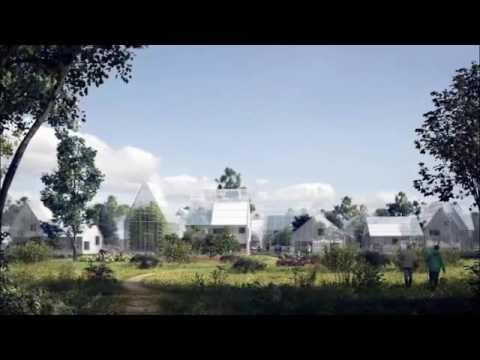 Eco Aldeas ReGen Villages  Amsterdam Almere Comunidades auto sostenibles