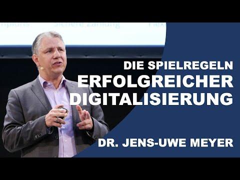 Keynote Speaker zur Digitalisierung: Dr. Jens-Uwe Meyer auf der Internet World 2017