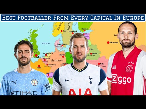 Best Footballer From EVERY Capital City In Europe