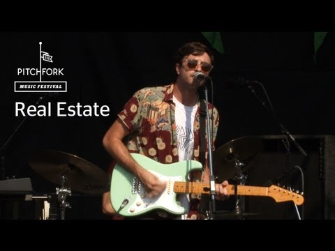 Real Estate performs