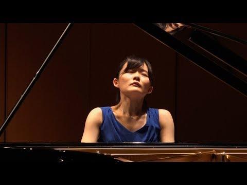 古海行子 シューマン:ピアノソナタ第3番ヘ短調 Op.14 (2018PTNA特級セミファイナル)