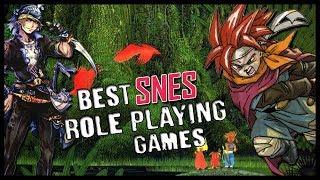 13 Best Super Nintendo Role Playing Games - SNESdrunk