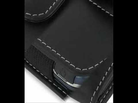 PDair Leather Case for Samsung Glyde SCH-U940 - Horizontal P