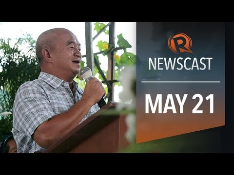 Rappler Newscast: Tagum death squad, WEF East Asia, Thai martial law