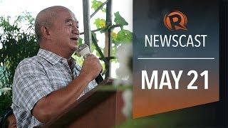 Rappler Newscast: Tagum death squad, WEF East Asia, Thai martial law