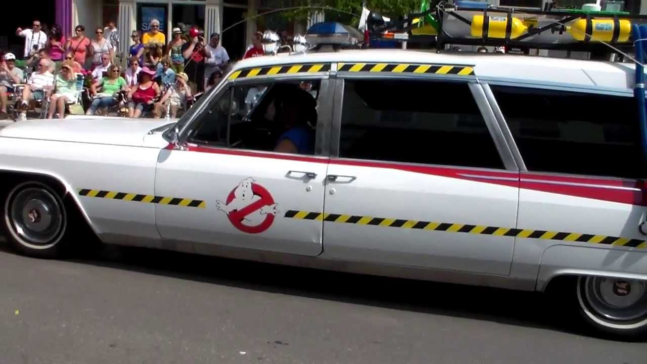 Ghostbusters 3 Car Ghostbusters car at No...