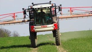 Opryski na 5000ha w Gospodarstwie rolnym Wojnowo
