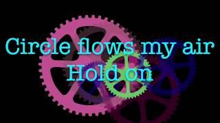 Softengine - Circle Lyrics On Screen