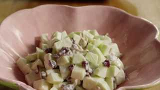 Apple Recipe - How To Make Apple Salad