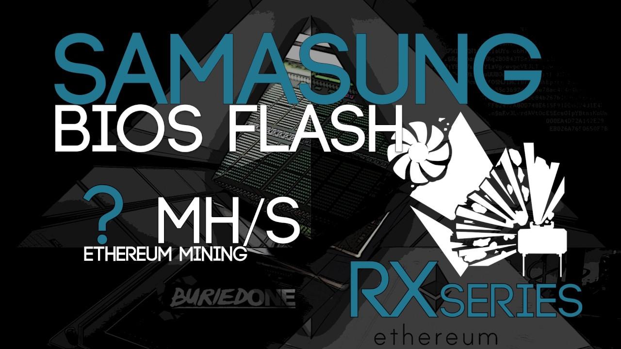 Sapphire RX 470 Nitro 4Gb Modded Bios for Samsung Memory (Experimental)