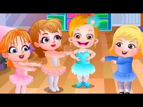 Baby Hazel Game Movie - Baby Hazel Ballet - Dora the Explorer Joseph HtFulmer