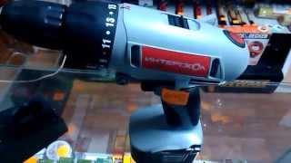 Новый Аккумуляторный шуруповерт Интерскол ДА-12 ЭР-01(Аккумуляторный шуруповерт Интерскол ДА-12 ЭР-01 в новом состоянии. Цена: 640 грн. Сайт: http://prof-master.net/ Доставка..., 2015-01-03T14:17:19.000Z)
