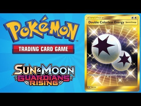 Pokemon TCG: Hunt for the Secret Rare Double Colorless Energy