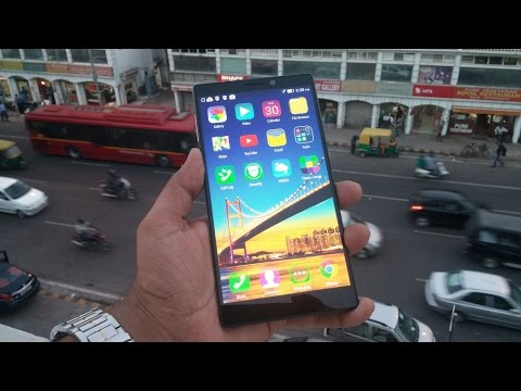 Lenovo Vibe Z2 Pro K920 India Hands on Review, Camera, Features, Price, Software and Overview