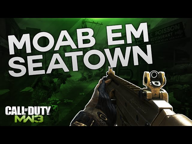 Moab Em Domination De Ump/acr: Gameplay Dos Inscritos (ps3)