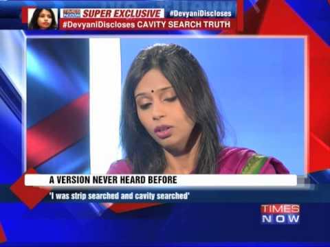 Devyani Khobragade speaks out on her sensational arrest - Exclusive Interveiw - Part 1