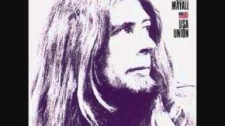 John Mayall - Night flyer