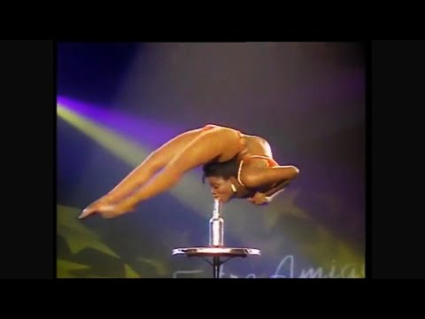 Incredible Epic Marinelli Bend Contortion Compilation