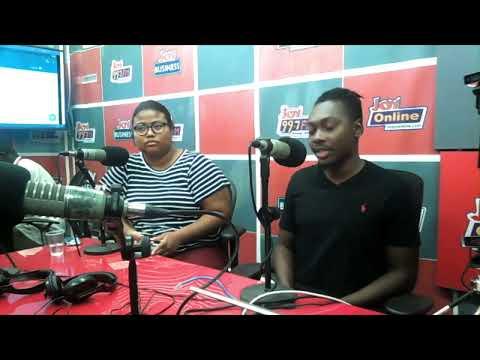 Welcome to #JoyGeekSquad with Kobby Spiky Nkrumah on Joy 99.7 Fm live