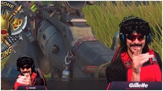 DrDisRespect Reacts to Blackout Highlights of Himself & Talks about Design COD Advanced Warfare Map