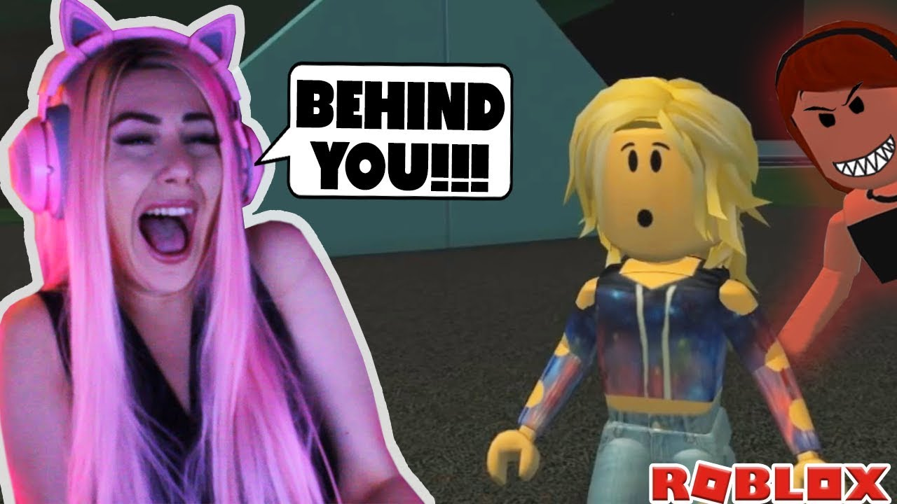 Reacting To The Scariest Roblox Movie Ever I Couldn T Sleep