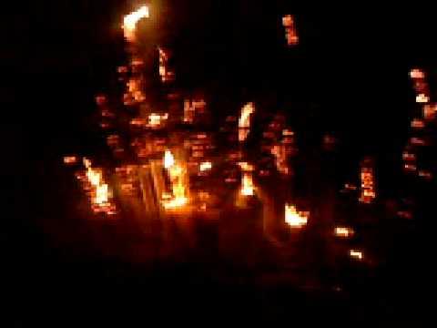 fire in kemsley