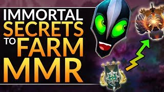 How YOU Can Climb to IMMORTAL - Pro Tips to RANK UP and SOLO CARRY as a Support - Dota 2 Guide