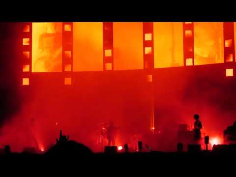 Radiohead Burn The Witch ACL 2016