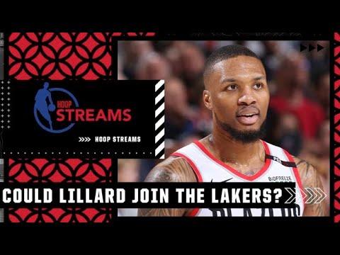 O'Shea Jackson Jr. says it's a 'desire' to get Damian Lillard on the Lakers | Hoop Streams
