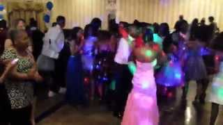 HOT BOY - The Forward School - 2015 Prom - Maestro's Catering, Bronx, NY