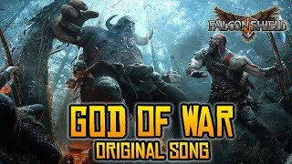 Falconshield - God Of War (Original God of War song)