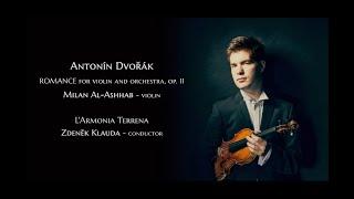 Antonín Dvořák: Romance for violin and orchestr f minor, op. 11