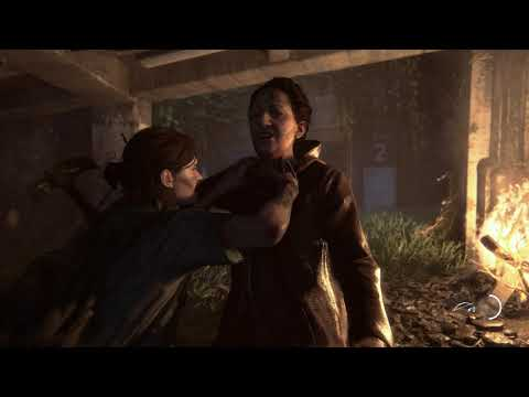 PS4《The Last of Us 2》最後生還者2 中文遊玩預告(中文字幕)