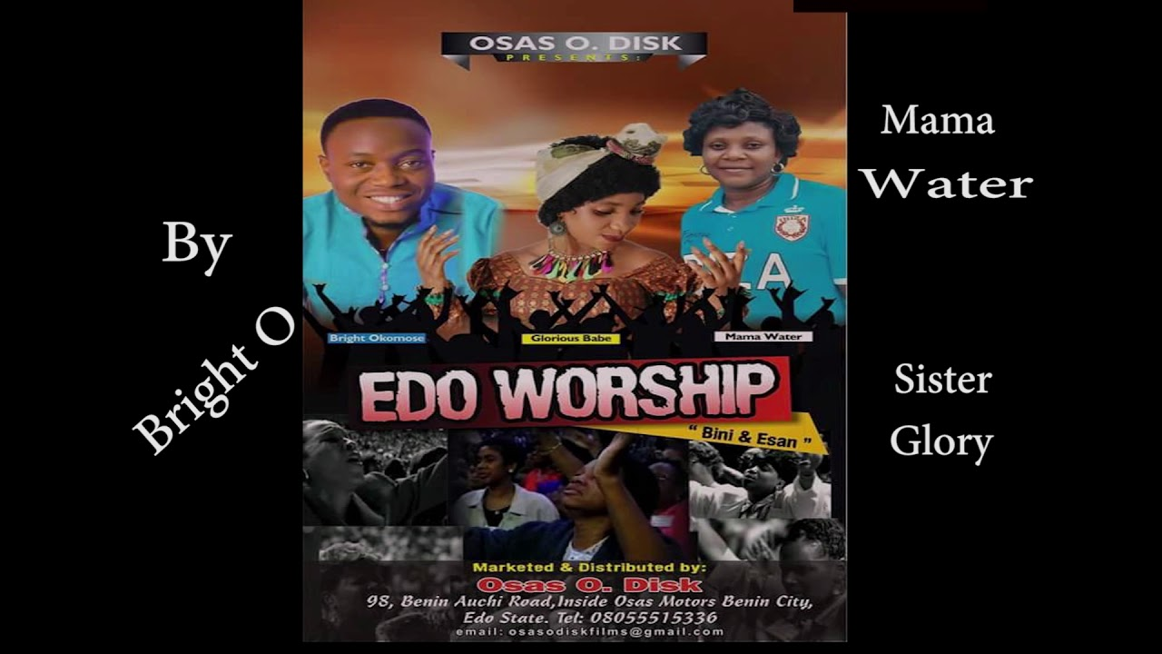 Edo Gospel Songs MP3 Download Mixtape 2019 - DJ Mixtapes