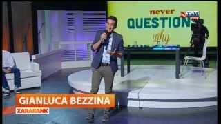 Tomorrow - Gianluca Bezzina on Xarabank